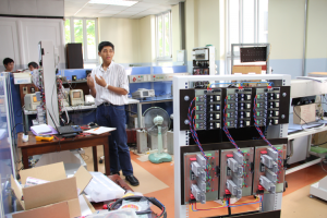 Power Electronic Research Laboratory (PERL)
